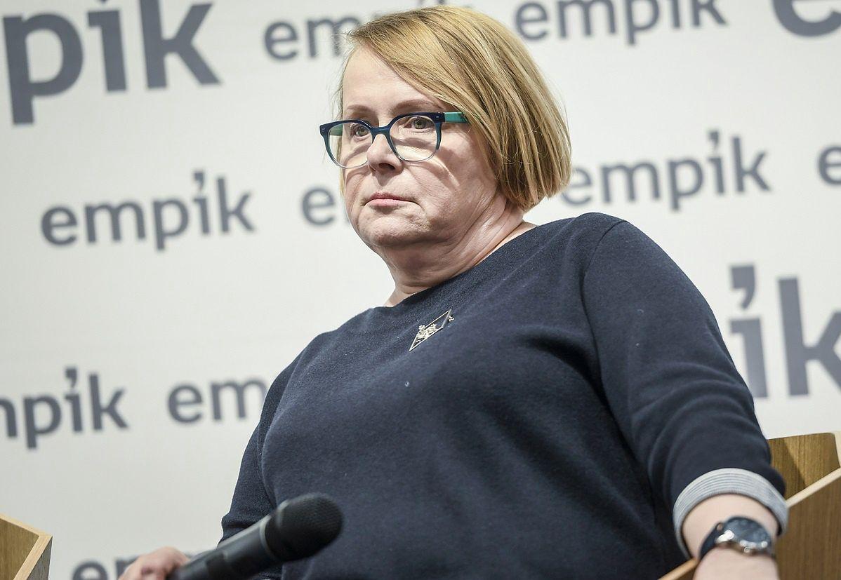 Ilona Łepkowska wypowiedziała się na temat tzw. pokoików do wypłalania się
