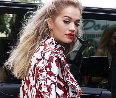 """Rita Ora odchodzi z amerykańskiego """"Top Model"""" po zaledwie jednym sezonie"""