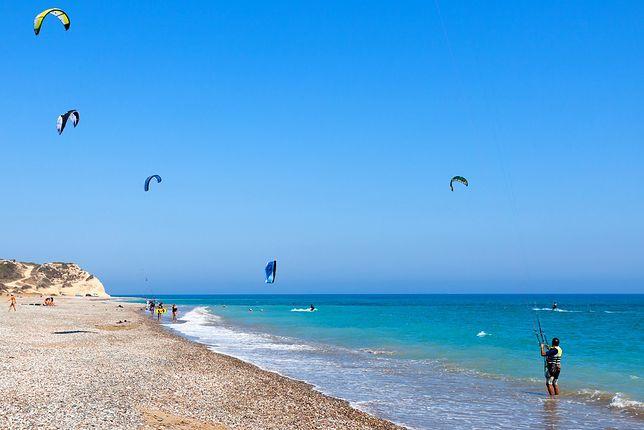 Cypr - sporty wodne na wakacjach