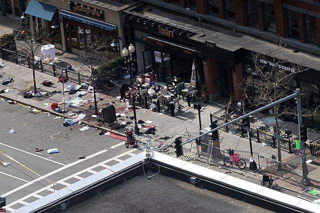 Tak wygląda Boston dzień po tragedii - zdjęcia