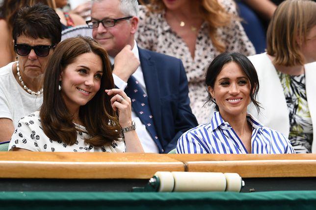 Kate i Meghan są ulubienicami Brytyjczyków