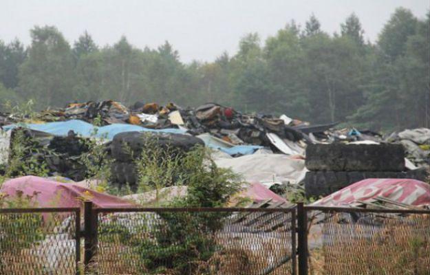Minister Skarbu pomoże uprzątnąć bombę ekologiczną w Trzebini?