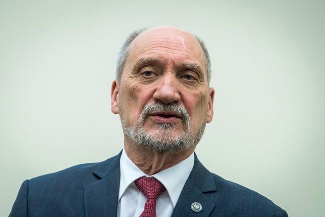 Antoni Macierewicz jest szefem podkomisji smoleńskiej