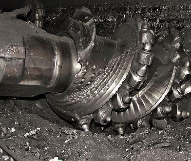 Wydobycie węgla w kopalni Łutuhynśka na terenie samozwańczej Ługańskiej Republiki Ludowej