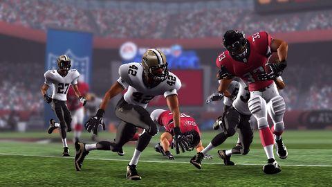 Madden NFL Arcade w grudniu