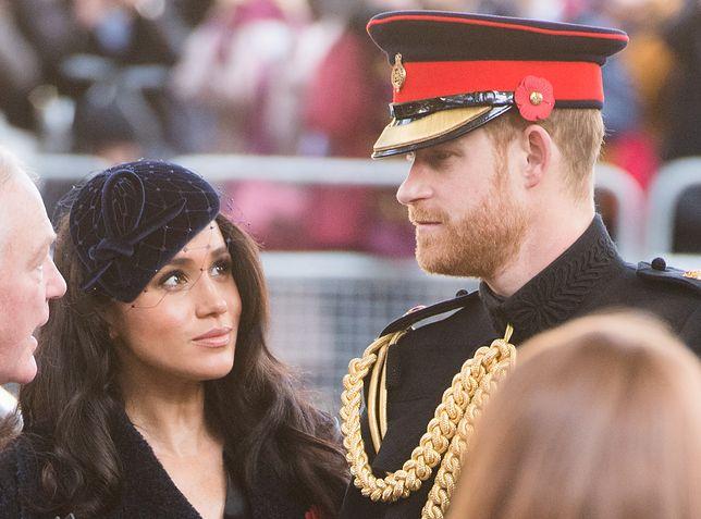 Decyzja Megha i Harry'ego odbiła się szerokim echem w mediach