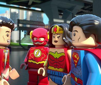 """""""LEGO DC: Shazam!: Czary mary i potwory"""" – recenzja DVD od Galapagos"""