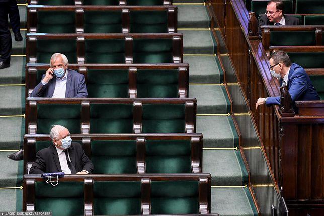 Koronawirus w Polsce. Posłowie i senatorowie boją się przyjechać do Sejmu, szef GIS apeluje do marszałek ws. Zgromadzenia Narodowego