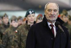 Macierewicz: uniemożliwimy wrogom wkroczenie na nasze terytorium