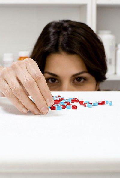 Dziewczyny benzodiazepiny