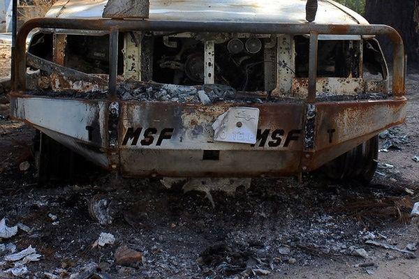 Petycja MsF do Białego Domu o śledztwo ws. ataku na szpital w Kunduzie