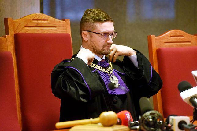 Sędzia Paweł Juszczyszyn nie zamierza stawiać się przed Izbą Dyscyplinarną SN