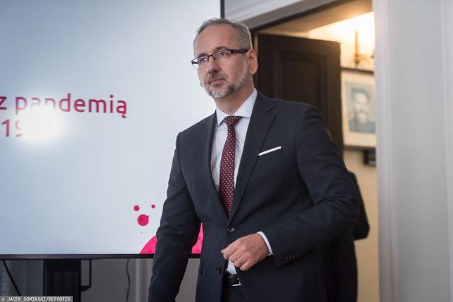 Koronawirus w Polsce. Adam Niedzielski uspokaja