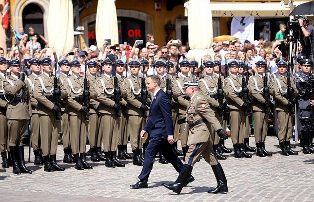 Prezydent Andrzej Duda zapowiedział wniosek ws. referendum konstytucyjnego