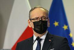 """Podpalono punkt szczepień w Zamościu. """"Doszło do aktu terroru"""""""