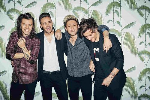 One Direction nie pracują, ale zarabiają