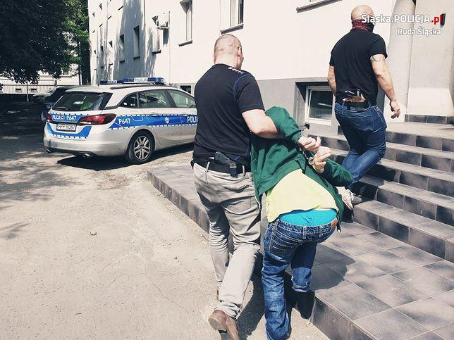 Ruda Śląska. Pedofil zwabił dziewczynkę do mieszkania