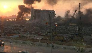 Wybuch w Bejrucie. Dlaczego saletra amonowa jest tak niebezpieczna?
