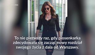 Edyta Górniak przeprowadziła się do Krakowa. Wiemy, dlaczego