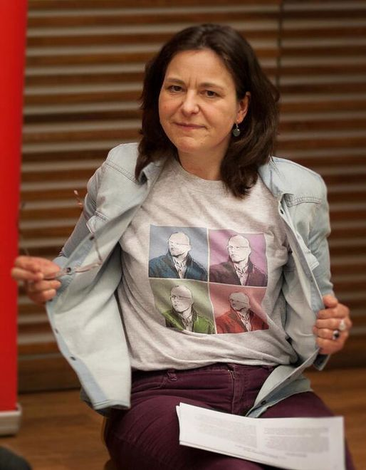 Antonia Lloyd-Jones jest ulubioną tłumaczką polskich pisarzy i reporterów