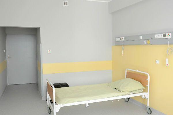 Modernizacja oddziału endokrynologii zakończona. Szpital planuje kolejny remont