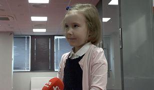 Michalina pomogła mamie w trudnej sytuacji