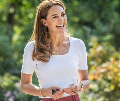 Księżna Kate rozjaśniła włosy? Żona księcia Williama postanowiła zmienić wizerunek