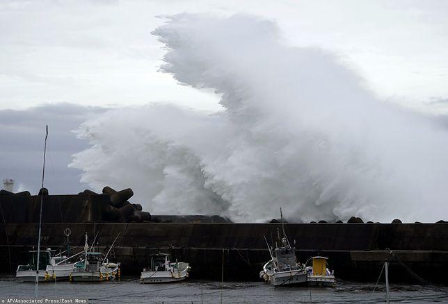 Japonia nawiedzona przez tajfun Hagibis. Są ofiary śmiertelne.