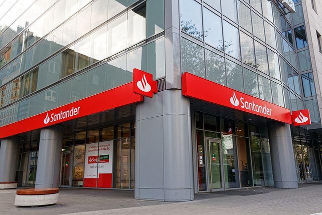 Santander bank z przerwą techniczną w najbliższy weekend