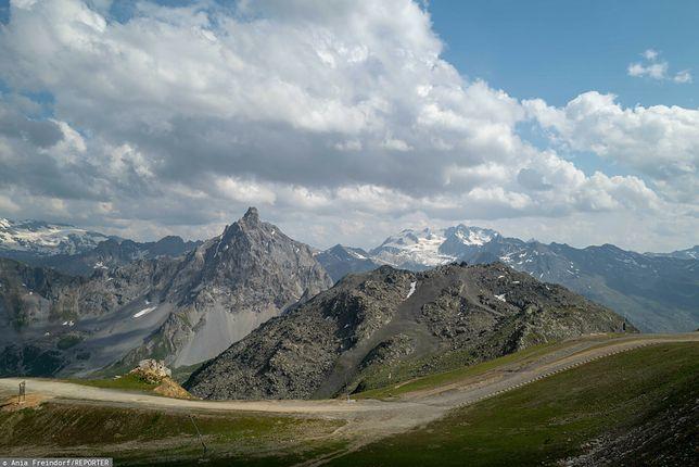 Śmigłowiec rozbił się w Alpach kilkadziesiąt kilometrów od Grenoble