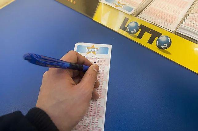 Kosmiczna wygrana w Lotto. Szczęśliwiec trafił szóstkę