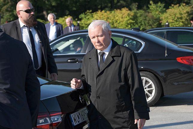 Jarosław Kaczyński słabo oceniony w sondażu