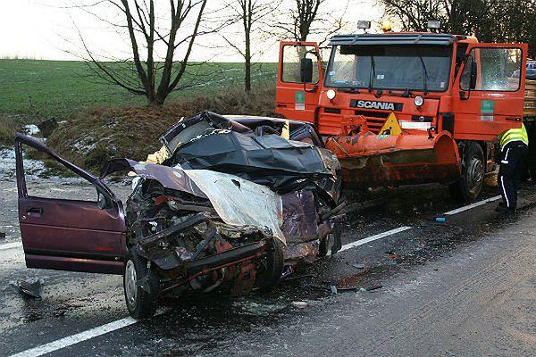 Wypadek w Kozłowie