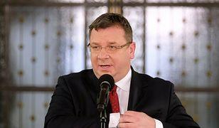 Fundusz Odbudowy. Michał Wójcik: UE to nie jest dobry wujek