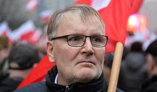 Waldemar Bonkowski nie zgadza się z decyzją senatorów