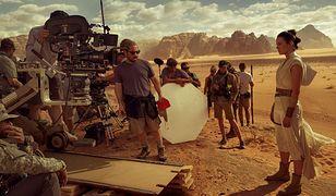 J.J. Abrams z ekipą na pustyni w Jordanii