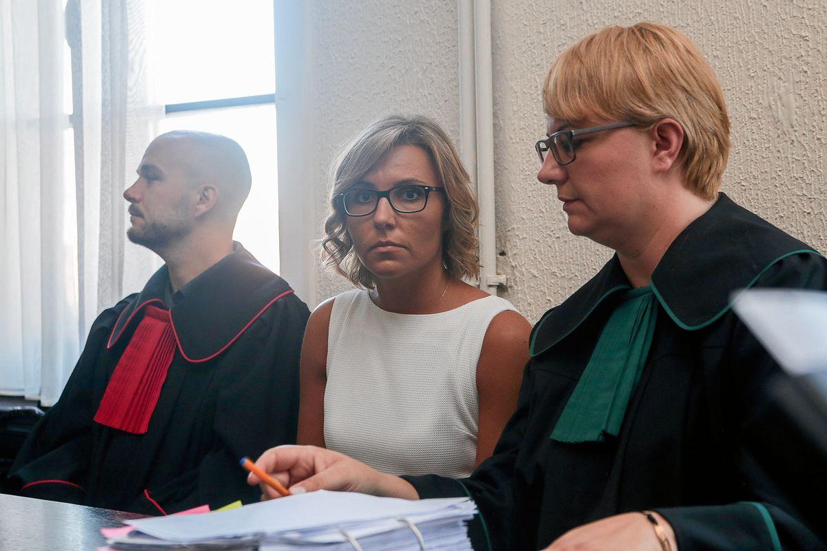 Jej mąż skazany na bezwzględne więzienie. Karolina Piasecka: nie chodziło o zemstę