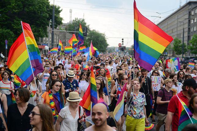 Parada Równości 2019. Podano wstępną frekwencję