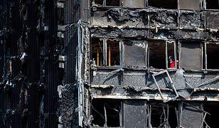 Nowe ustalenia ws. pożaru wieżowca w Londynie