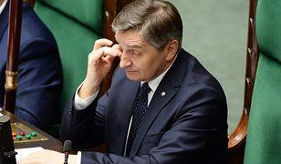 Marek Kuchciński wykorzystywał rządowy samolot do przewożenia rodziny