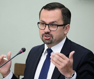 Marcin Horała, poseł PiS