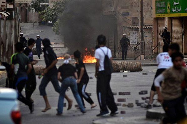 Rozruchy w Bahrajnie
