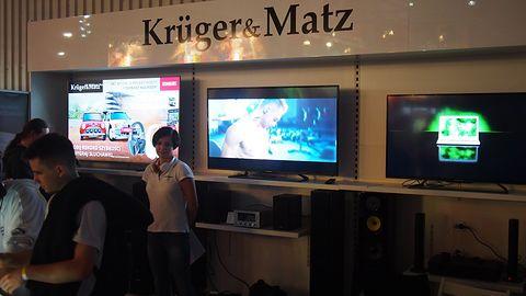 T-Mobile WGW: Kruger&Matz pokazuje nowe laptopy [Konkurs]