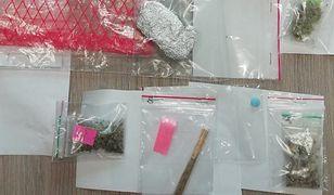 Studenci zamierzali spożywać narkotyki w Bieszczadach