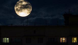 Już od dziś można oglądać w Polsce superksiężyc