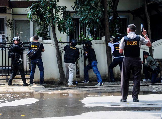 Indonezja: mężczyzna powiązany z ISIS dokonał zamachu