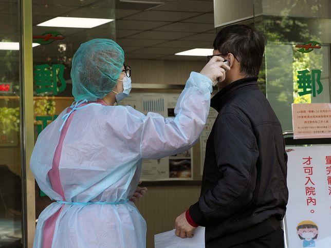 Koronawirus z Chin. Trzeci potwierdzony przypadek w Wielkiej Brytanii