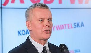 Wybory 2019. Tomasz Siemoniak odpowiada ostro Stanisławowi Karczewskiemu