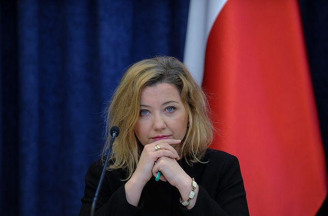 Aneta Frań - Adamek jest prawniczką w Kancelarii Prezydenta Andrzeja Dudy