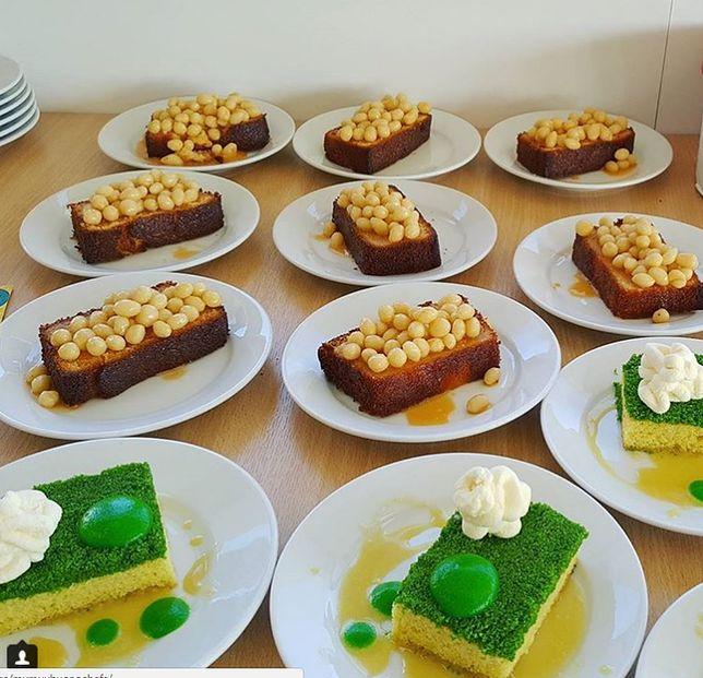 Zobacz prawdziwe dzieła sztuki kulinarnej